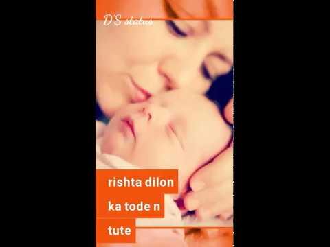 Rishta Dilon Ka Tode Full Screen Status Ringtone||Akshay Kumar Best Song||New Baby Mummy Song