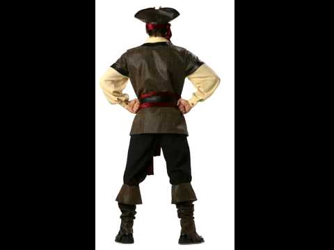 костюмы карнавальные картинках пирата в