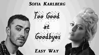 Sam Smith - Too Good at Goodbyes [Sofia Karlberg cover] (Easy Way edit)