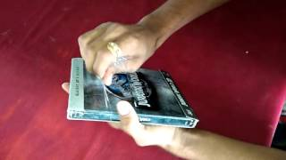 Jurassic World Indian Edition Steelbook Unboxing