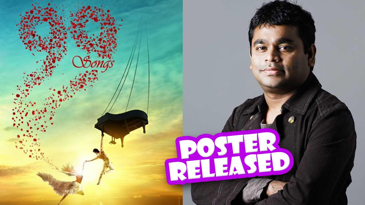 A R Rahmans 99 Songs Poster Released