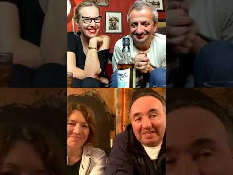 Ксения Собчак прямой эфир Инстаграм 17 04 2020