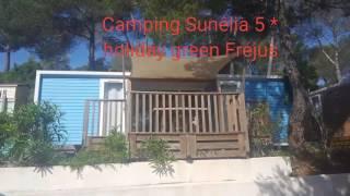 Camping Sunêlia Holiday Green à Fréjus