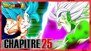IL MAITRISE LE HAKAI (LA DESTRUCTION) ?! ANALYSE DU CHAPITRE 25 DE DRAGON BALL SUPER - DBREVIEW