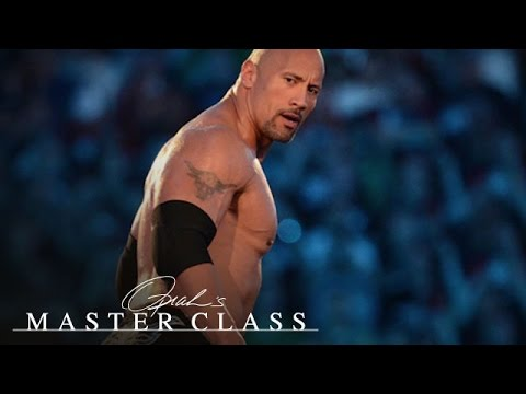 What The Rock learned after being booed