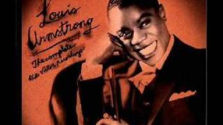 louis armstrong didn