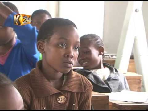 Mathare Transformative School started to curb crime and transform slum children