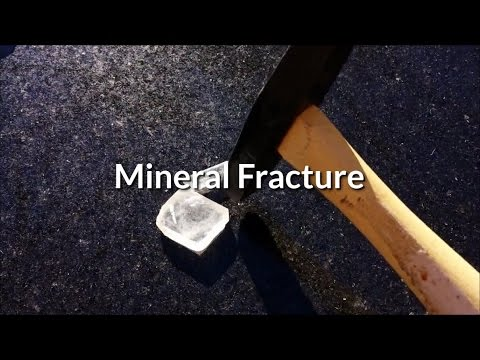 m07how to use fracture and cleavage for mineral