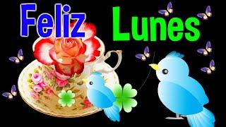 Buenos Días Feliz Lunes Feliz dia lunes con frases bonitas Abrelo tiene un mensaje hermoso