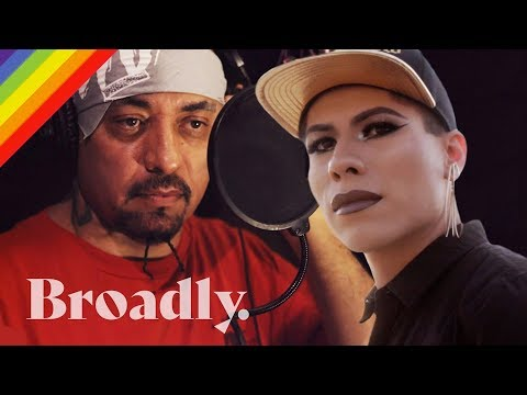 The Cholo Artists Redefining Gay Rap | Latin-X