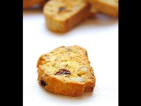 Recette De Gâteaux Marocains Fekkas Ou Biscotti حلويات مغربية