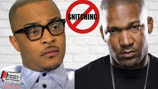 T.I. Dropped His #1 Goon Alfamega From Grand Hustle For SNITCHING?!?!