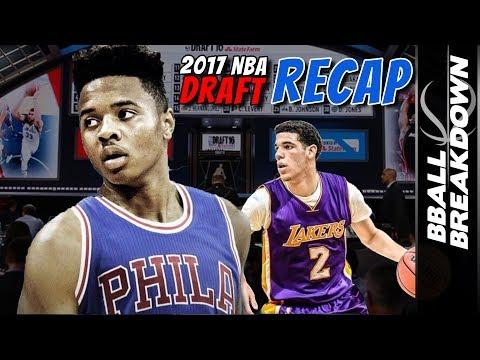 2017 NBA Draft Recap: How They Fit