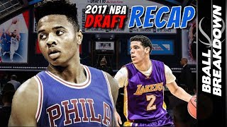 2017 NBA Draft Recap: How They Fit
