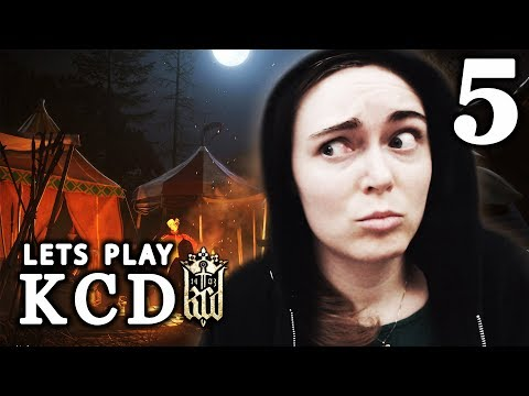 (Henry the Master Thief) Lilia Plays Kingdom Come: Deliverance - Part 5