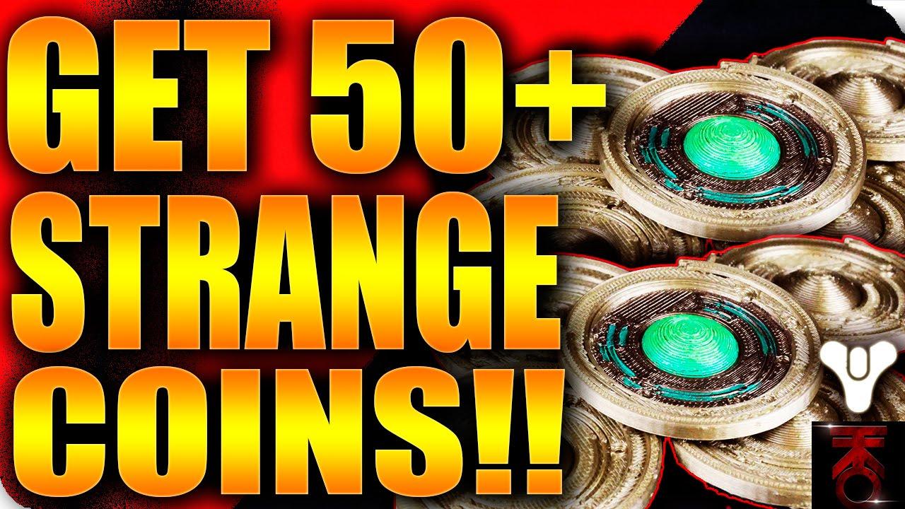 Ttk best way to get strange coins in destiny unlimited potential