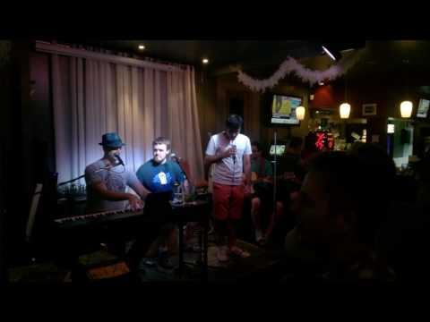 Open Mic Night at Statler's - Amir Brandon covers I Just Called To Say I Love You
