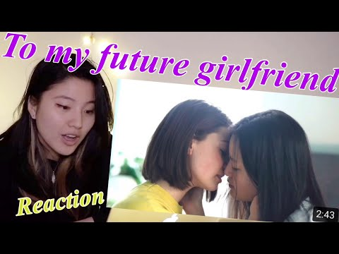 [EN]Reaction To 'To My Future Girlfriend' By Marina Lin