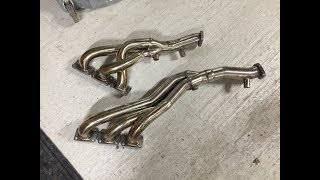 Removing The bMW E39 530i Exhaust Header And Putting It Back To Factory