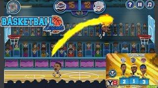 Basketball Legends - Basketball games  Y8.com - Newbie Gaming