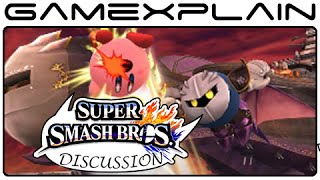 Meta Knight in Super Smash Bros Discussion - Thoughts & Impressions (Wii U & 3DS)