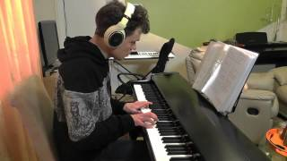 One Direction - Change Your Ticket - Piano Cover - Slower Ballad Cover