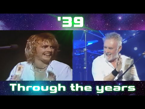 Queen - '39 THROUGH THE YEARS (Brian May's Song)