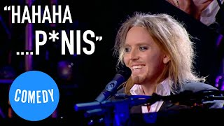 "Tim Minchin ""One day you'll be as good as Elton John"" 