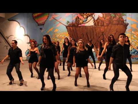 Show das Poderosas - Aula de Stiletto - Up Dance Studio Travel Video