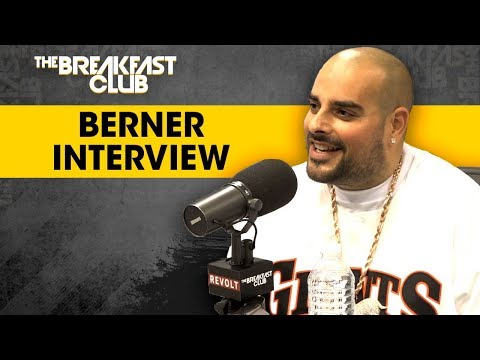 Berner On Growing His Business, Unique Strains Of Marijuana, New Music + More