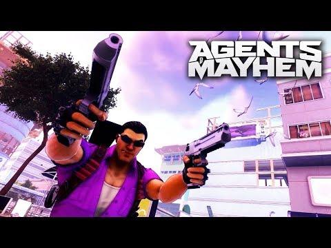 Agents of Mayhem - Operation: Good Cop, Bot Cop (Johnny Gat)
