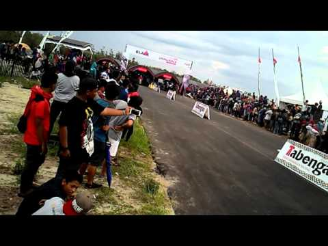 Drag bike palangkaraya
