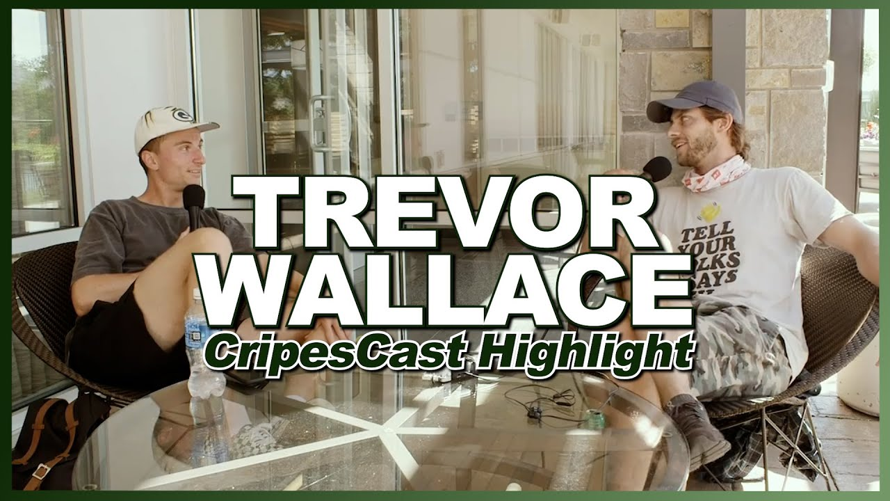 Talking Football Players and Comedy Sketches with Trevor Wallace - CripesCast Highlight