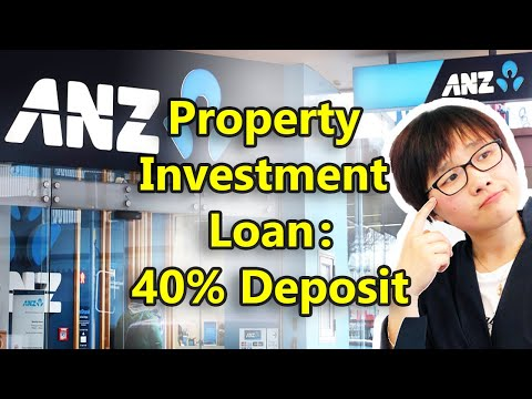 ANZ now requires 40% deposit for residential property investment loan