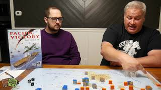 Review: Pacific Victory 2nd Ed. from Columbia Games - The Players
