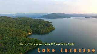 South Carolina's Most Se¢ret (And Amazing) Vacation Spot - Lake Jocassee, SC
