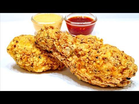 KFC जैसा Fried Chicken घर पे बनाए | KFC Style Fried Chicken recipe | Kabitaskitchen