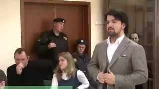 Свидетель убийства Буданова не опознает обвиняемого в суде [06.02.2013]