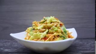 Рецепт  Салат МИНУТКА / морковь по корейски + картофель = ???