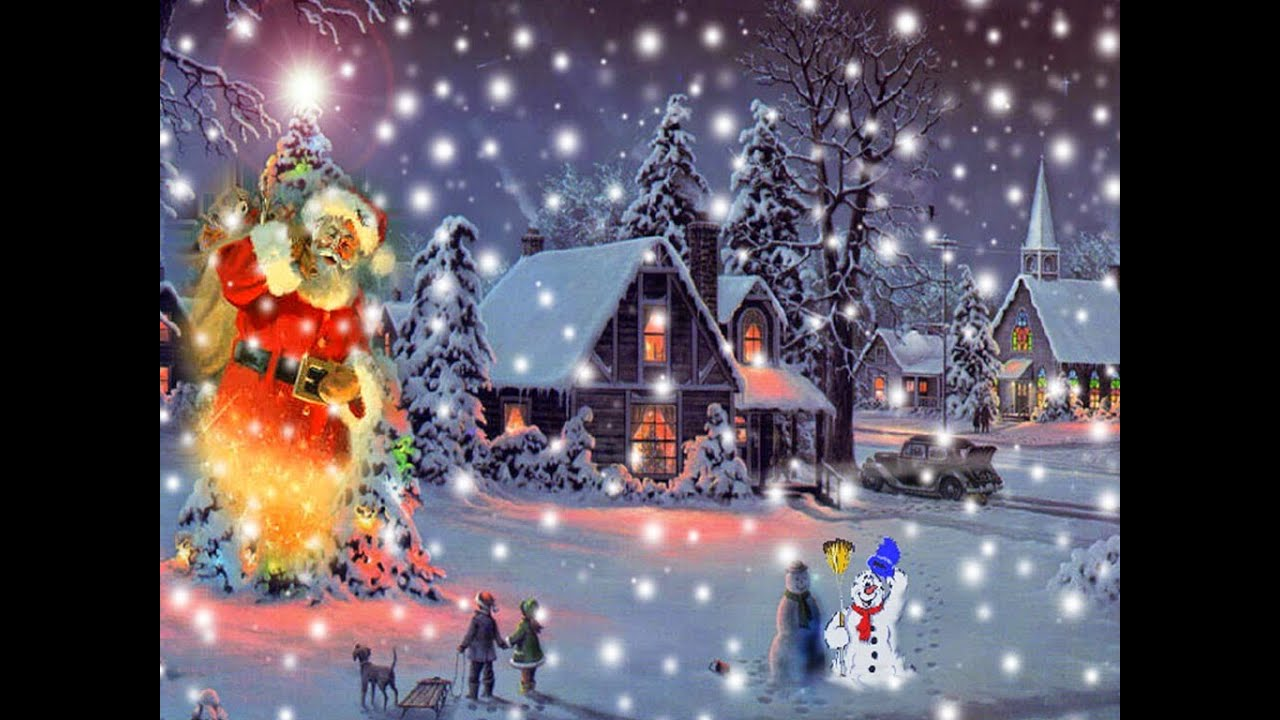 Top 40 Christmas Songs Of All Time Playlist - 40 Best Christmas ...