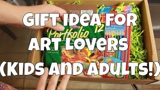 Great Gift Idea for Art Lovers
