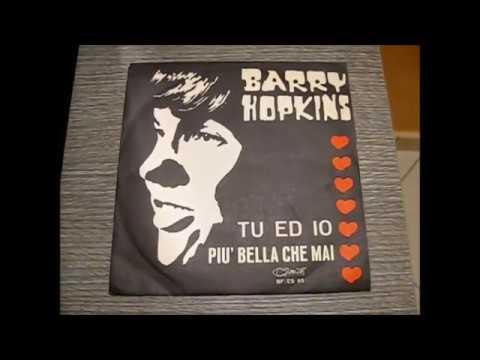 BARRY HOPKINS-PIU' BELLA CHE MAI Clan Celentano