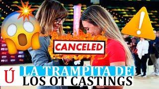 Noemí les pilla haciendo trampas en el casting de OT 2020 y lanza esta advertencia