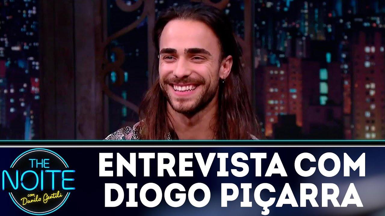 Entrevista com Diogo Piçarra | The Noite (09/07/18)
