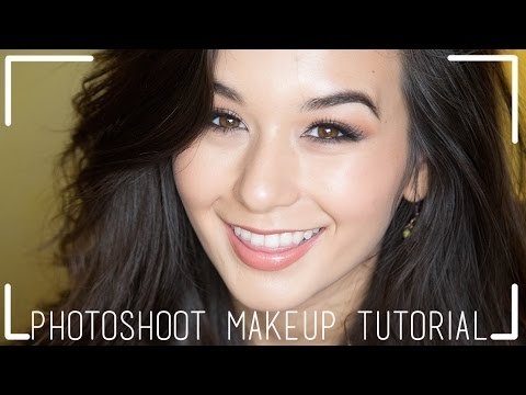 Photoshoot Makeup Tutorial