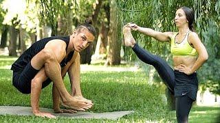 Йога на час