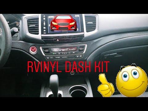 RVINYL DASH KIT QUICK LOOK
