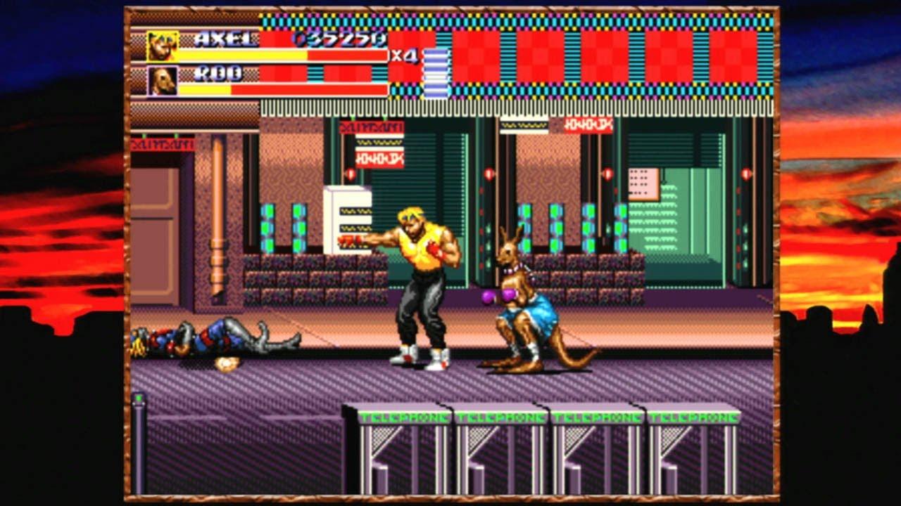 Cgrundertow Streets Of Rage 3 For Sega Genesis Video Game