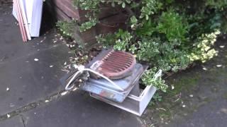 Mini Vlog 1 -  Central Heating Installation Part 1