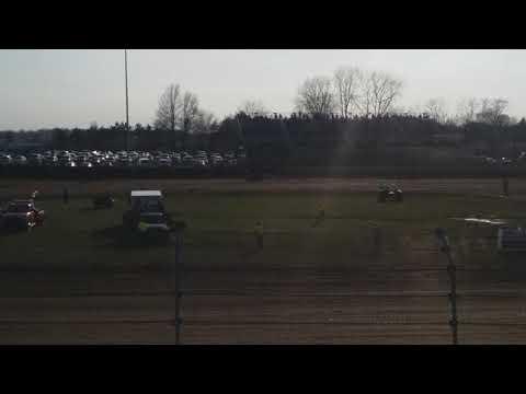 Kyle O'Gara Qualifying  Kokomo Speedway